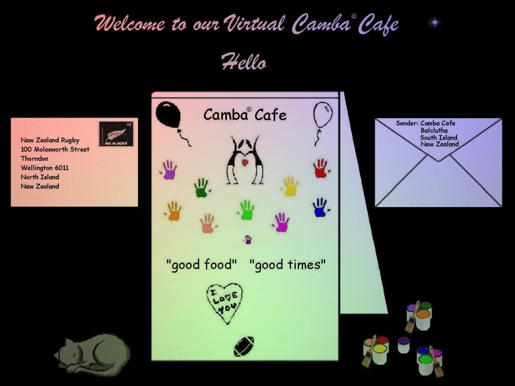 1 Camba Cafe