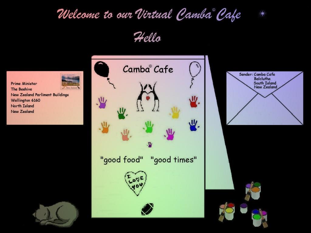 2 Camba Cafe